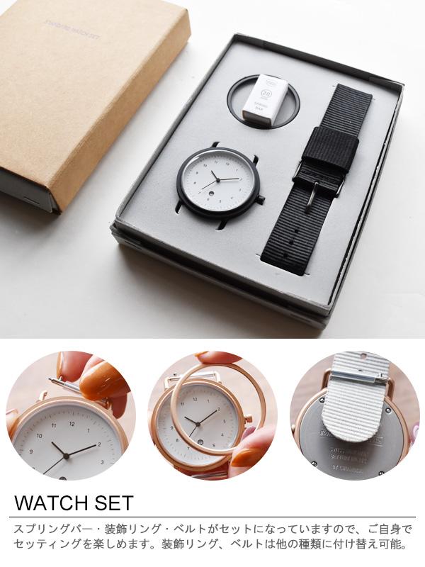 腕時計 chiandchi チーアンドチー ESU Every Single Unit カスタマイズ  メンズ レディース