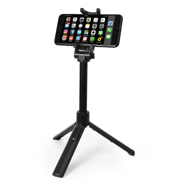 FLUX SELFIE フラックス セルフィー FL-007 自撮り棒 セルカ棒 三脚 Bluetooth リモコン スマホ iPhone android