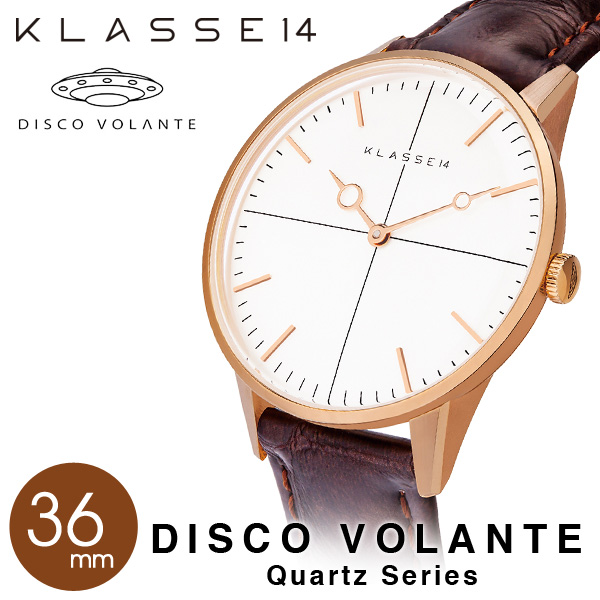 KLASSE14 DISCO-VOLANTE 36mm