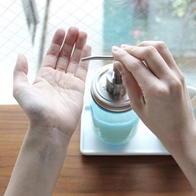 Ballmason Jar Soap Dispenser/ボールメイソンジャー ソープボトル 輸入雑貨