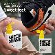 SHOE SHAME SWEET FEET スニーカー 除菌スプレー デオスプレー シューシェイム スウィートフィート