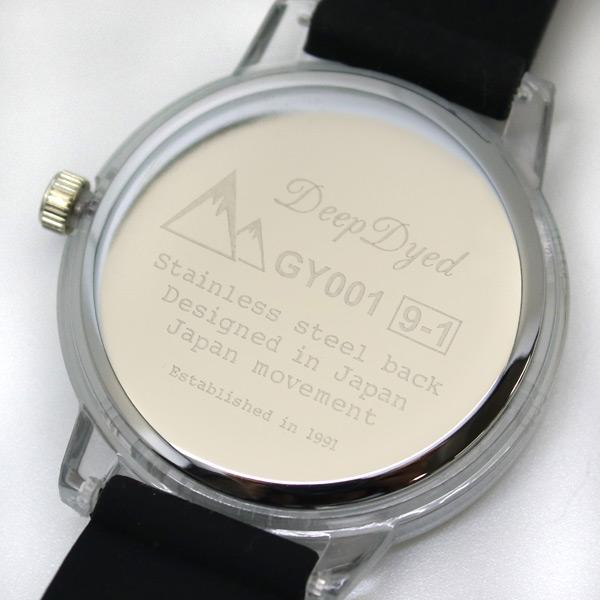 クレコン GY001 DeepDyed 保証1年 【メール便OK】