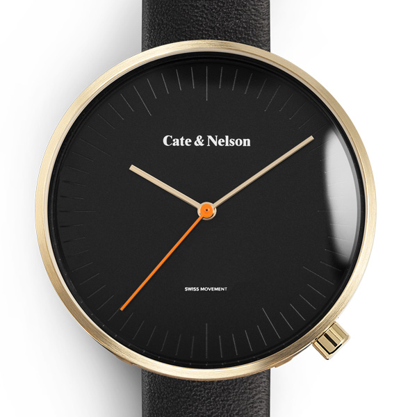 Cate & Nelson 34mm NO,17