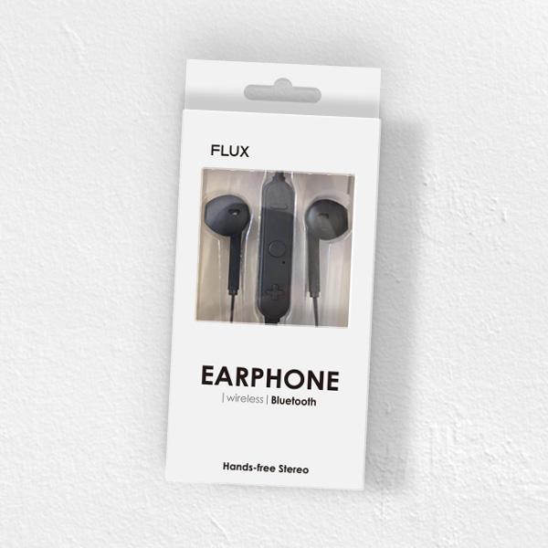 FLUX EARPHONE ブルートゥースイヤホン メール便OK