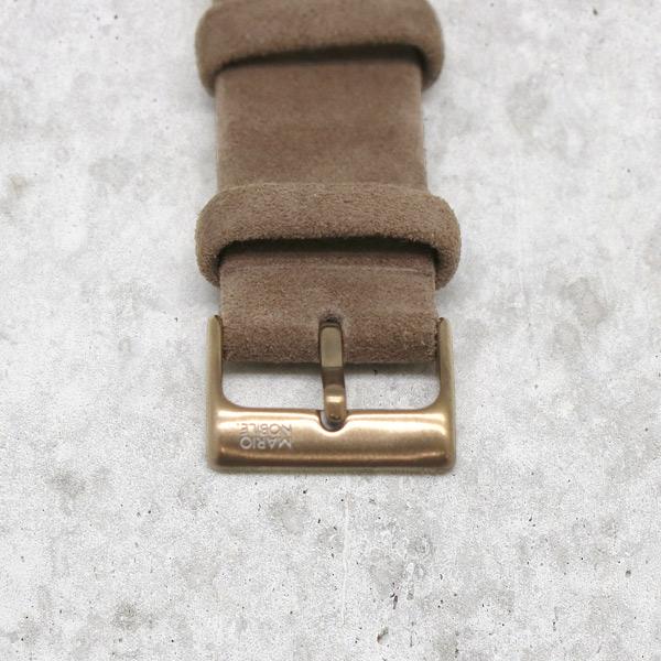 〈替えベルト KLASSE14/クラス14〉VOLARE VINTAGE GOLD BELT ボラレ ヴィンテージゴールド ベルト 17mm 20mm