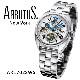 ARBUTUS New York 腕時計 AR1702SWS 機械式ムーブメント