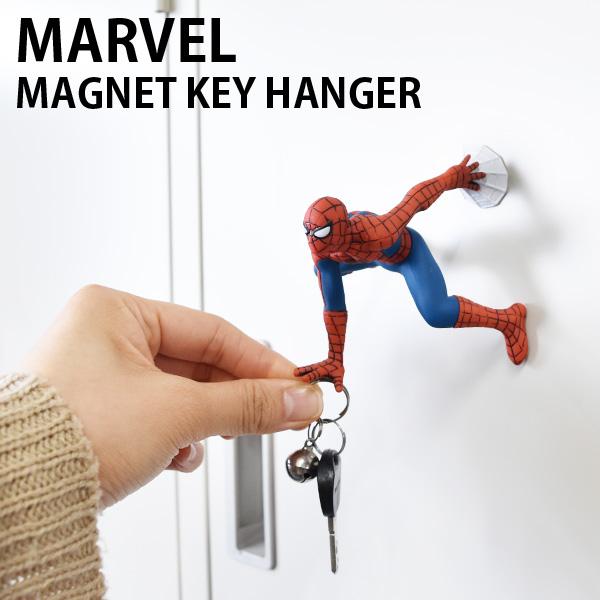 MARVEL マーベル マグネットキーハンガー Magnet key hanger スパイダーマン ヴェノム  磁石