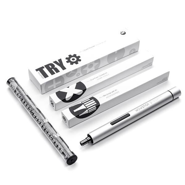 ペン型精密電動ドライバー WOWSTICK TRY メール便OK 送料無料