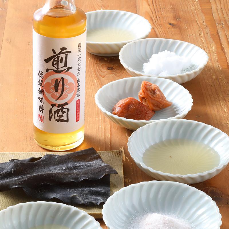 伝統調味料 煎り酒 195ml