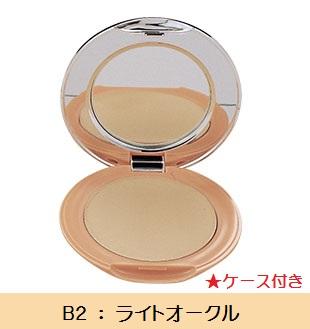 【日本オリーブ】オリーブマノン ファンデェルフ コンシールファンデーション 8g<カラー:B 2 ライトオークル>【ケース付】