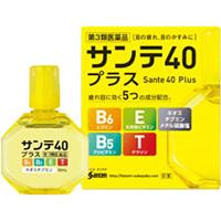 【参天製薬】サンテ40プラス 12ml【第3類医薬品】