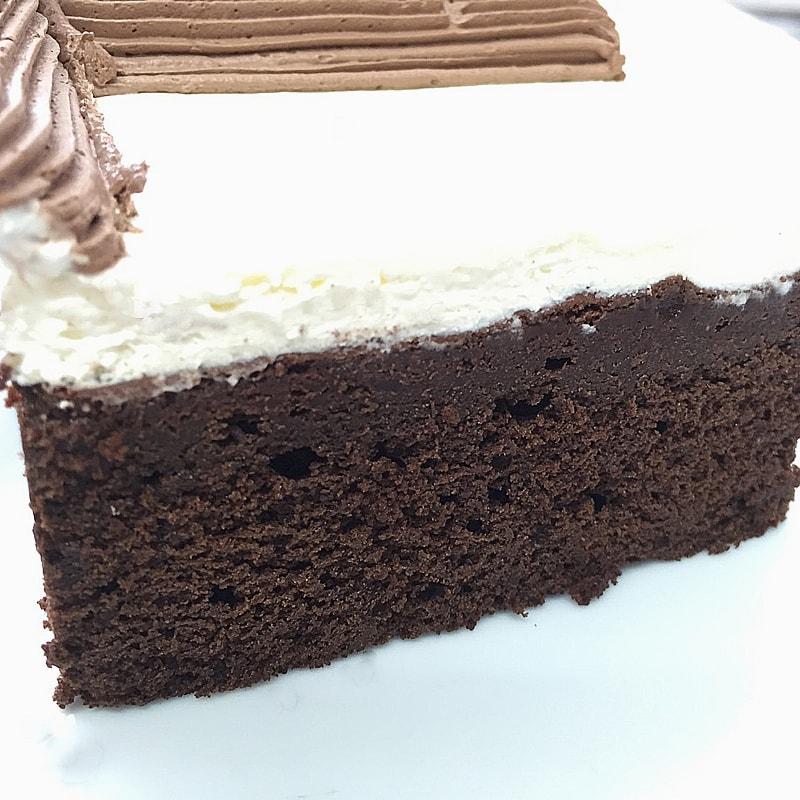 オーダーメイド  表彰状 感謝状 ケーキ 7号サイズ ガトーショコラ味 還暦祝い  写真プリント 名入れ オリジナル文章 フォトフレーム付き 冷凍