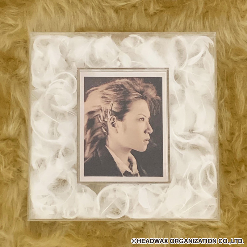 hide Memorial Feather Frame 〜Last Session〜