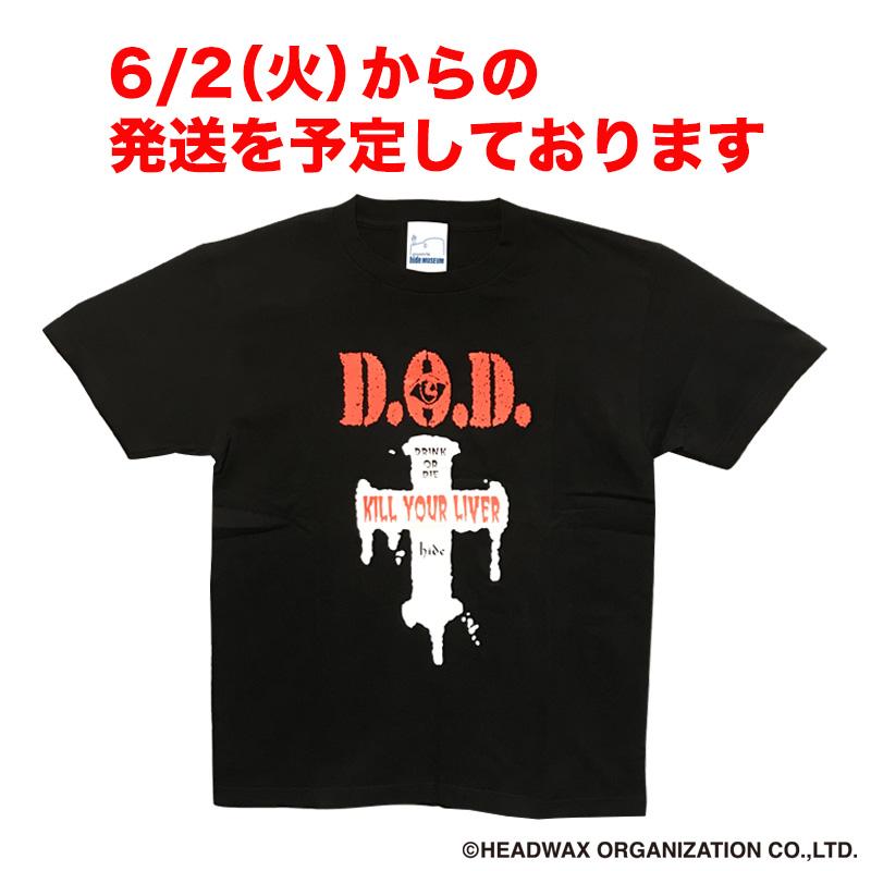 D.O.D. Tシャツ