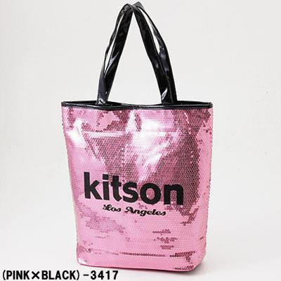 kitson【キットソン】 スパンコールトートバッグ 6色【ブランド品アウトレットSALE】店長おすすめ