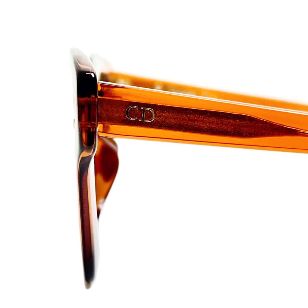 Christian Dior クリスチャンディオール サングラス DIOR IZON 2 ブラウン