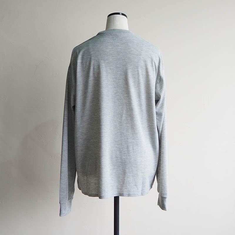 ZEROSEAM L/S T-SHIRT ゼロシームロングスリーブTシャツ ウィメンズモデル