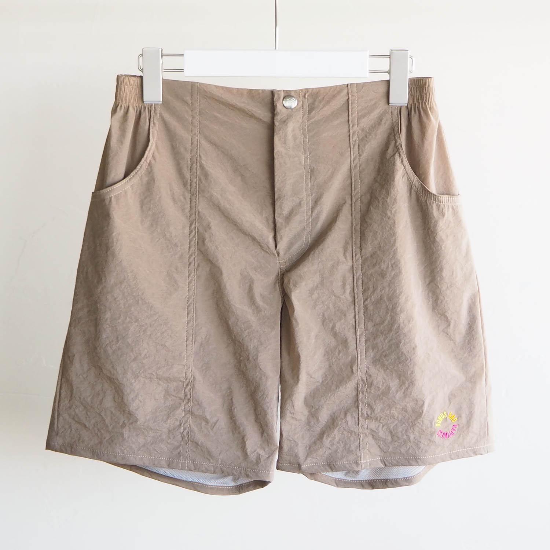 melple メイプル Side Walk Shorts サイドウォークショーツ ベージュ