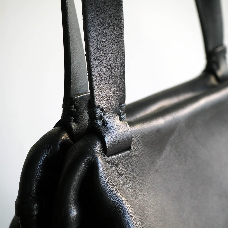 STYLE CRAFT FRAME TOTE FB-01(SMALL) CAPE LAMB スタイルクラフト フレームトート(SMALL) ブラック