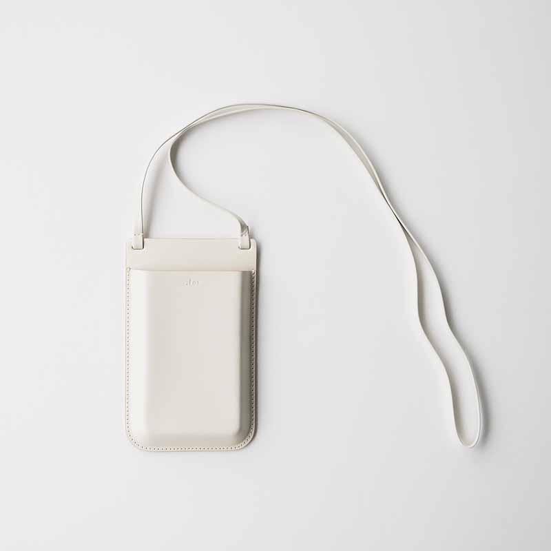 molding phone case ショルダーストラップ付スマホケース