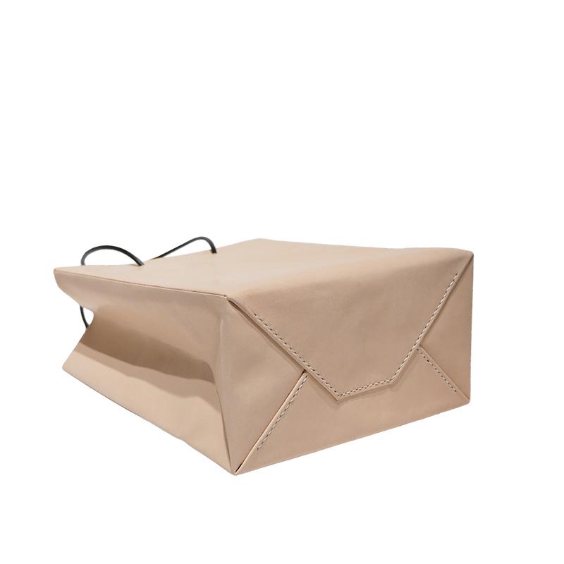 PAPER BAG / ECRU