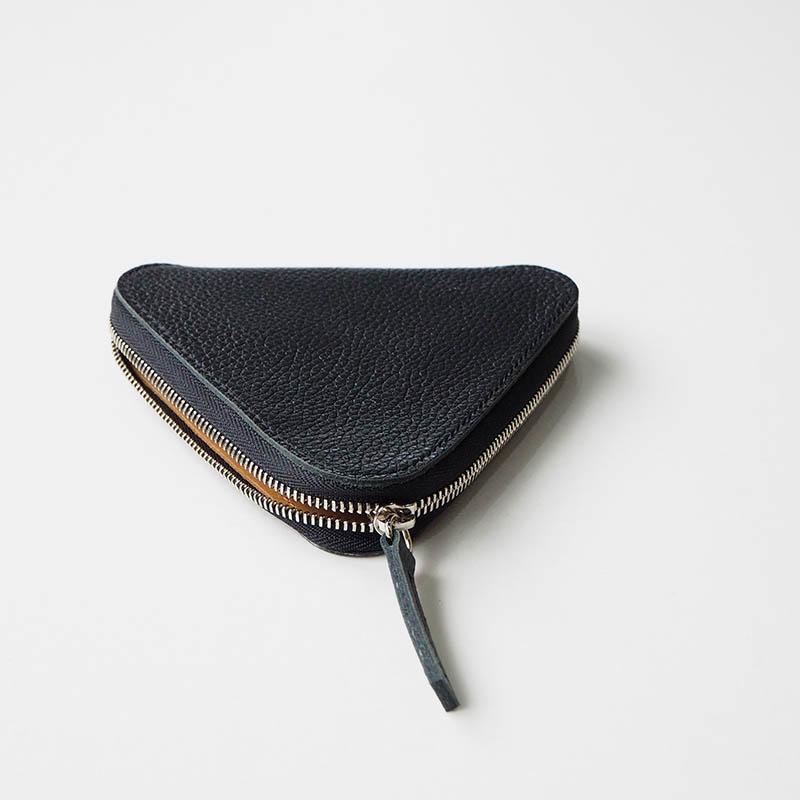 pouch triangle black ポーチ トライアングル ブラック