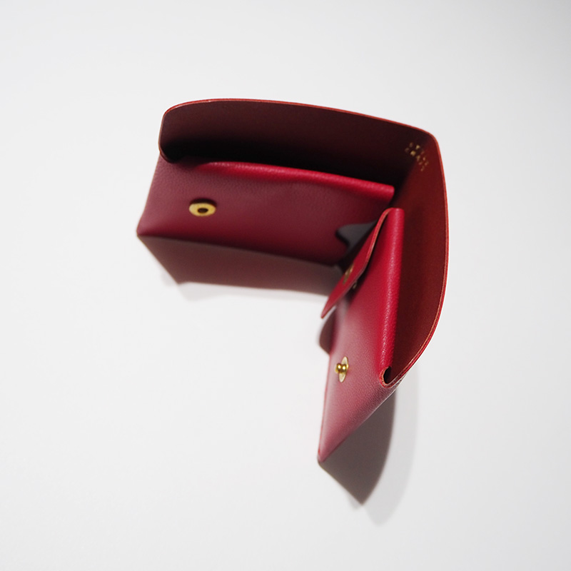 PURSE / red (2019AW SEASON LIMITED)