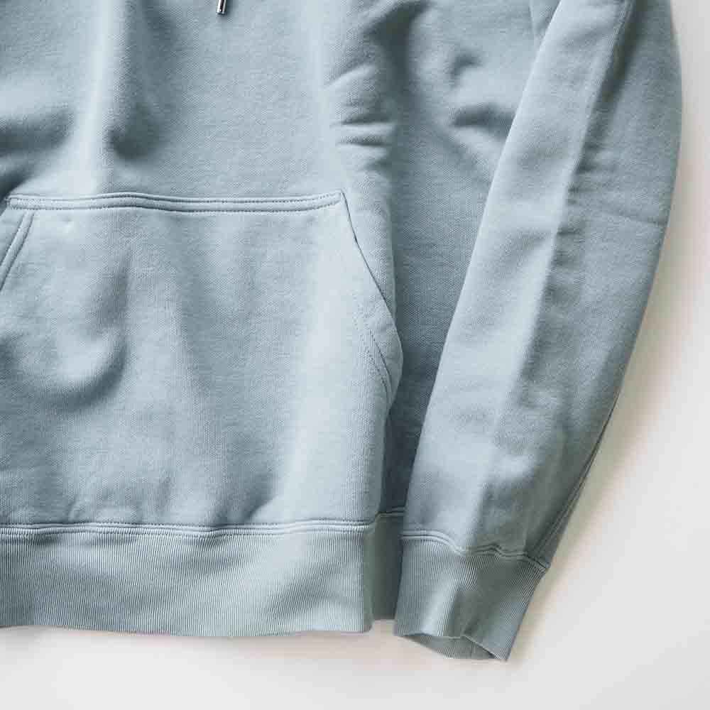 Back Side Tucked Hooded WOMENS スウェットパーカーウィ メンズ