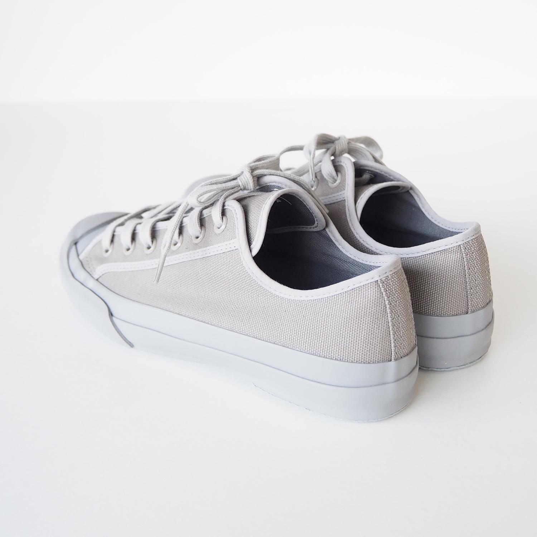 STUDIO NICHOLSON スタジオニコルソン MERINO / Vulcanized Sole Canvas Shoes (moonstar) LEAD リード