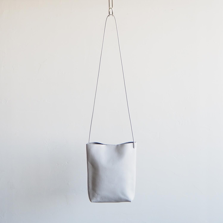 _Fot フォート small shoulder bag スモールショルダーバッグ グレー