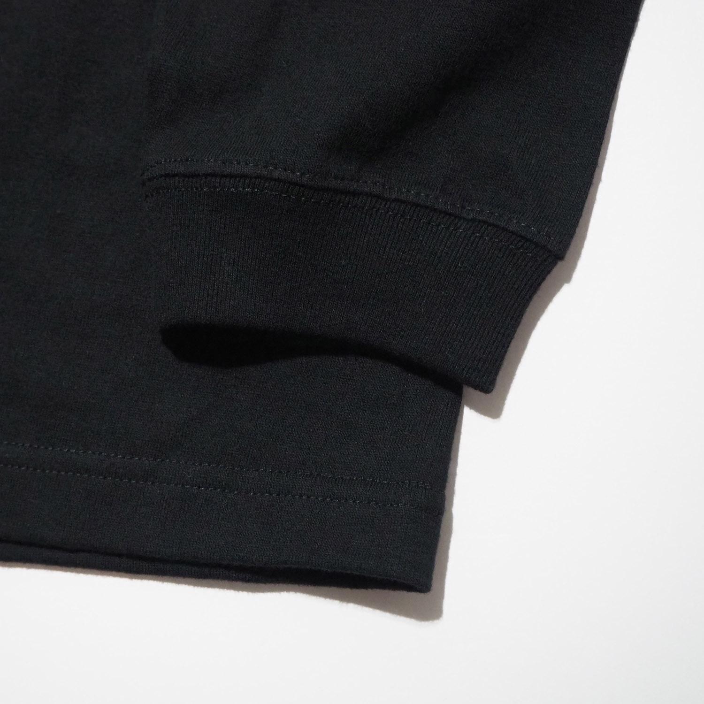 EXPANSION エクスパンション 2005-T-GAELIC PARK BRONX 1998 L/SLEEVES プリントロングスリーブTシャツ BLACK ブラック