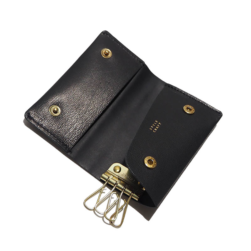 KEY HOLDER / Ink Black