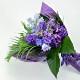 花束Lサイズ(パープル・ブルー系)