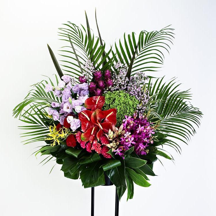 スタンド花Lサイズ(ミックスC)