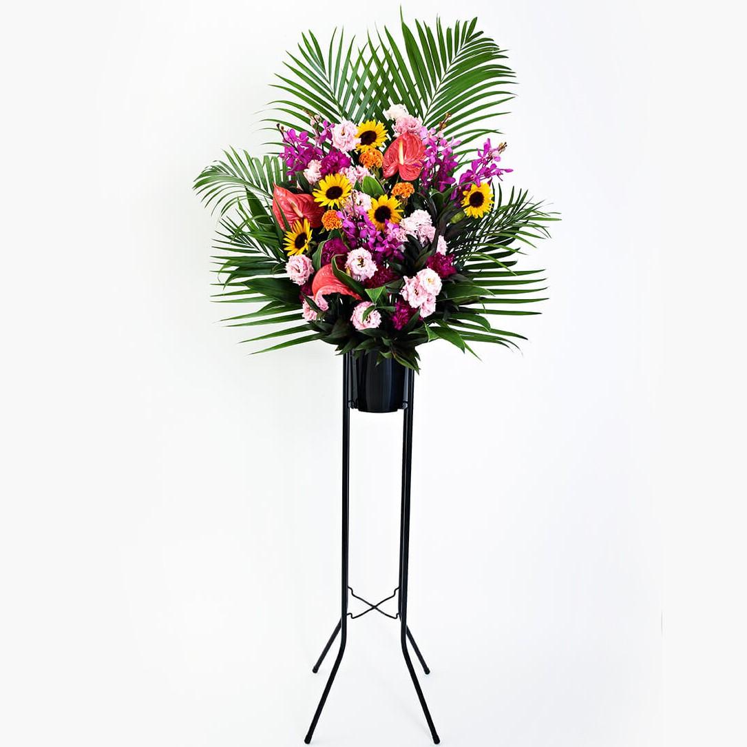 スタンド花 Mサイズ(ミックス)
