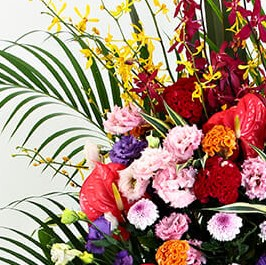 スタンド花 Lサイズ(ミックスA)
