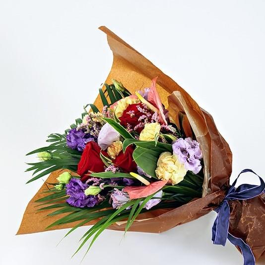 花束 Mサイズ(ミックス)