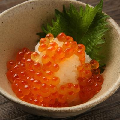 【期間限定20%お値引き中】北海道 釧路産 【いくら醤油漬180g】