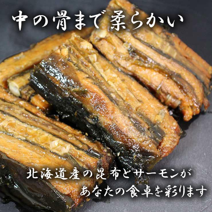 北海道 重ね巻サーモン1本