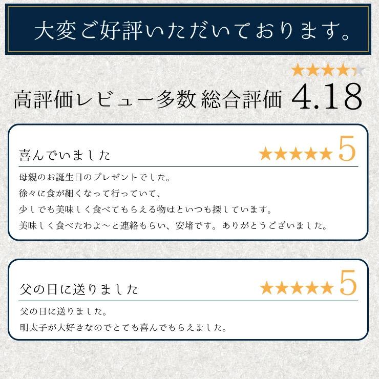【送料無料】紅鮭切身の入った5種から選べる明太子・たらこ食べ比べギフト×2セット