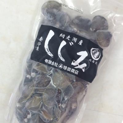 北海道 網走湖産 冷凍しじみ500g