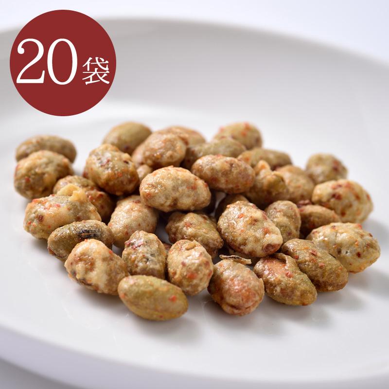 辛味噌味カリカリ大豆75g 20袋セット