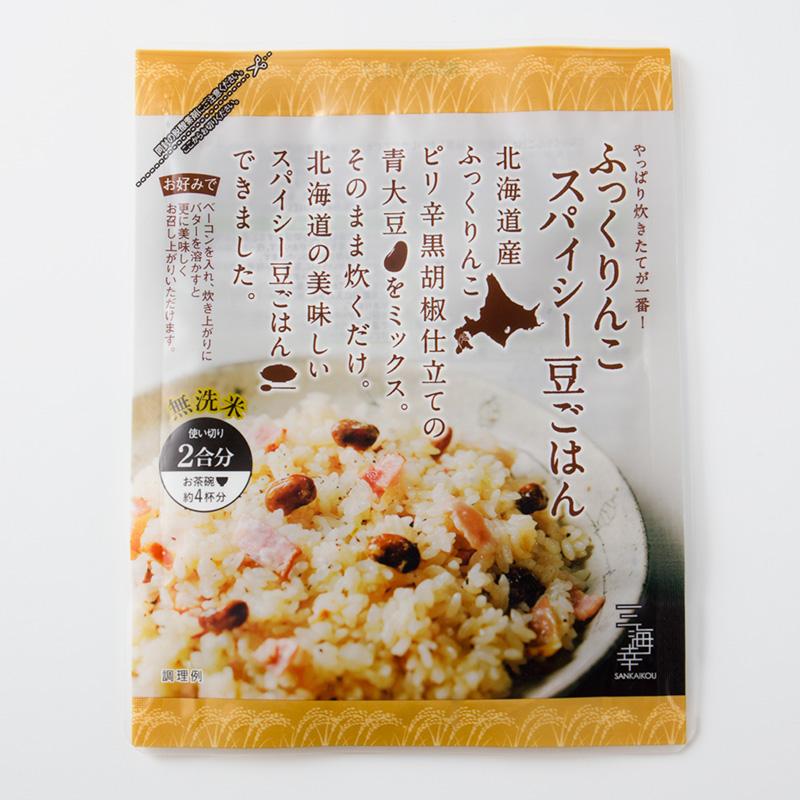 ふっくりんこスパイシー豆ごはん 24袋セット