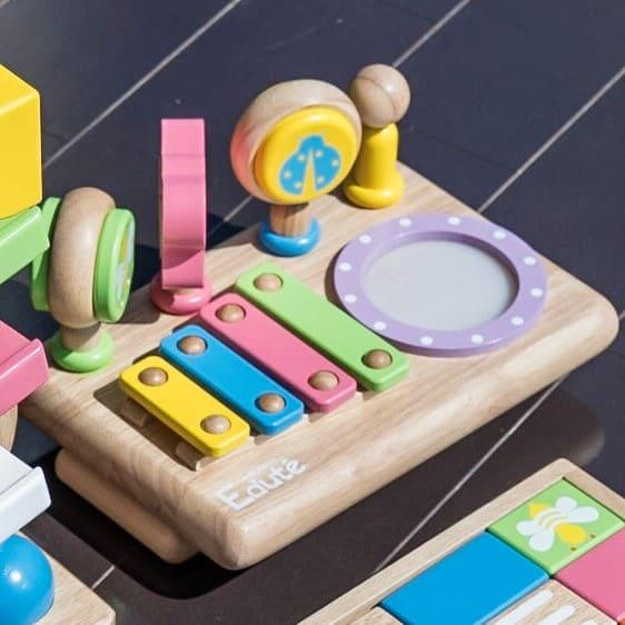 ファーストMUSIC SET(ファーストミュージックセット) < 0歳 6ヶ月 1歳 > Edute(エデュテ)