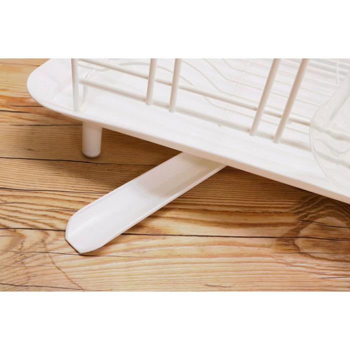 リス ディッシュドレイナー レギュラーサイズ ホワイト RST-556WH