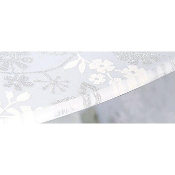 バスチェア S ホワイトフラワー