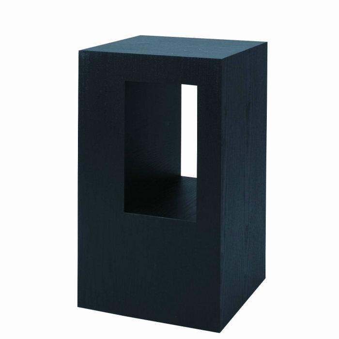 サイドテーブル ブラック CEL-70BK
