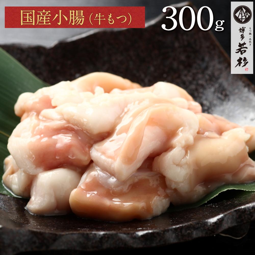 国産牛ホルモン小腸 300g(150g×2セット)