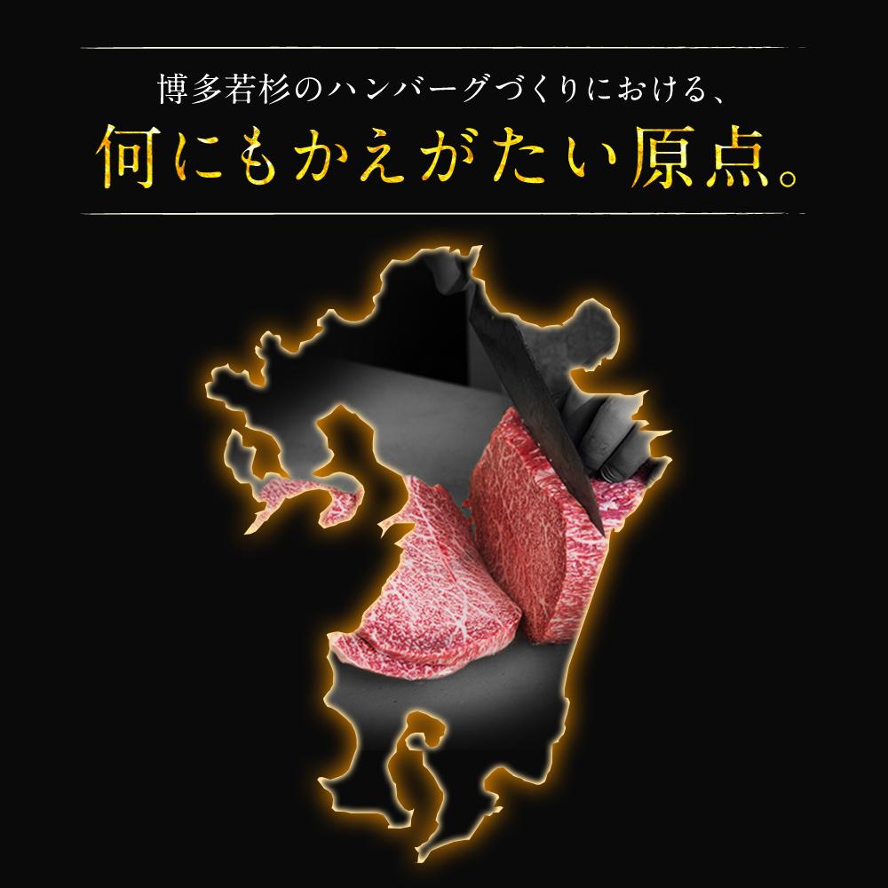 【ギフトセット】 九州プレミアム 極上ハンバーグ 6個入りセット