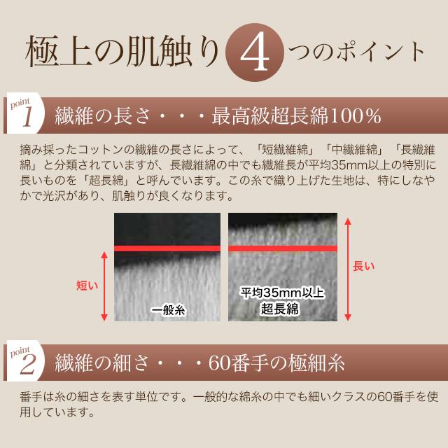 掛け布団カバー セミダブルサイズ サテンストライプ 防ダニ 日本製 高級ホテル仕様 掛けカバー エトワール